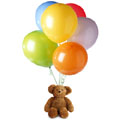 balloon w/ bear