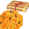 Roses with tobleron
