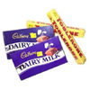 Cadbury with toblerone